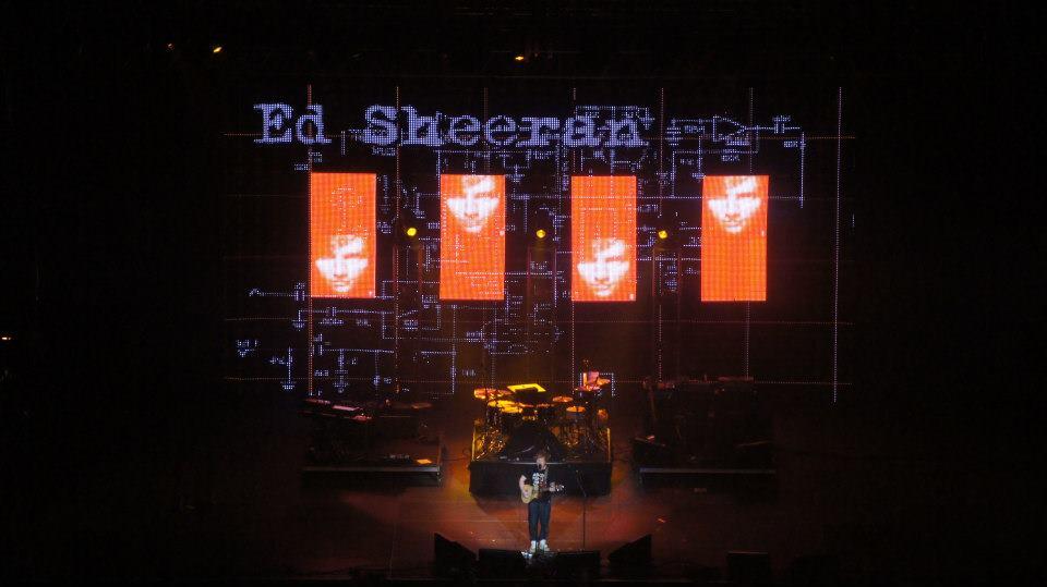 Jingleball 2k12 Ed Sheeran
